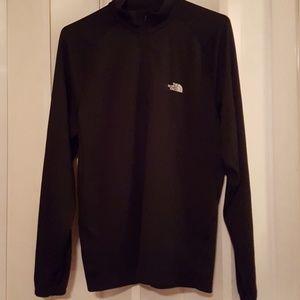 The North Face quarter zip  shirt